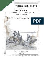 Los Misterios Del Plata - Juana P. Manso