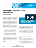 Sampaio sobre Dependencia.pdf