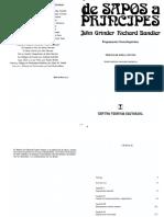 De sapos a principes - Richard Bandler y John Grinder.pdf