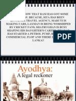 Ayodhya Project