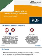 SYM27 - 10a - Insurance Scenario 2030 - Leading Through Innovati - 329219