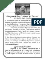 Rompiendo Las Cadenas Del Pecado 2008