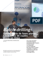 Batch Drilling