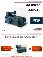 PS Basics of a DC Motor