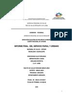Informe Serums Merian Bulnes Odontologia Ps Porvenir Miraflores 2017-2 Ok Terminado Final