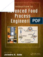 Introduction to Advanced Food Process Engineering (Gnv64)