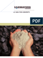 Fly Ash for Concrete[1]