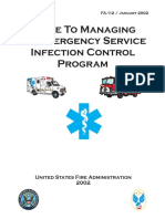 Infection Control Manual Info