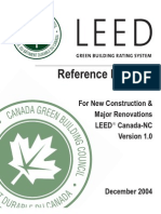 1 Leed Canada Ncv1.0 Introduction
