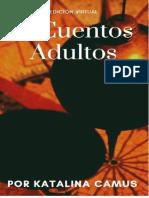17 CUENTOS ADULTOS