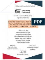 Informe de Visita de Campo a La Ptar Chupaca (2) (2)
