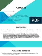 2 - Pluralismo Trabalho