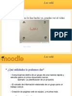 Wiki Para Moodle