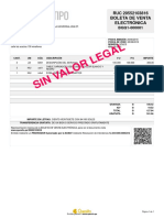 PDF Boleta de Venta Electrónica Bqq1-1