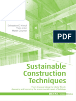 Sustainable Construction Techniques From Structural Design to Interior Fit-out