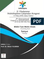 2018.05 Adana Kubravakıa