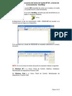 Eliminación de Usuarios Del Lector de Huella SF101.