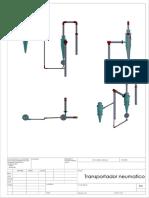 Diseño y Construcción de Un Sistema de Transporte Neumático