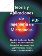 Teoría y Aplicaciones de Ingeniería de Microondas