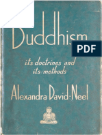 1939 Buddhism--its Doctrines and Its Methods by David-Neel s