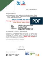 Carta Invitación Macro Nor Oriente