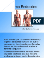 1-Sistema Endocrino Generalidades Fisiologia y Patologia