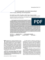 [10920684 - Neurosurgical Focus] Cerebral Amyloid Angiopathy–Associated Intracerebral Hemorrhage_ Pathology and Management