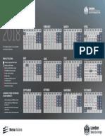 Calendar i o 2018