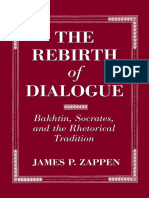 The Rebirth of Dialogue Bakhtin, Socrates, and the Rhetorical Tradition.pdf