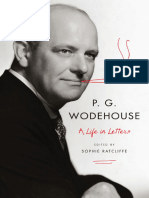 P. G. Wodehouse a Life in Letters