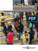 Introduction to Psychology Text