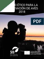Codigo Etico Aves SEO -2018