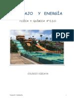 FICHA TRABAJO Y ENERGÍA