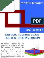 Estudio Tecnico Proyectos II