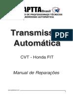 Cvt Honda Fit 1 1 1