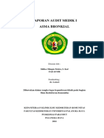 Cover Audit Medik I