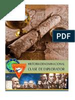 Historia Denominacional de Explorador