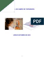 Manual de Campo Topografia
