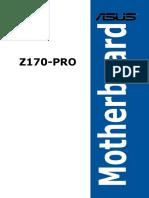 Mat Ploca z170-Pro Um Web