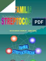 Familia Streptococaceae 2008