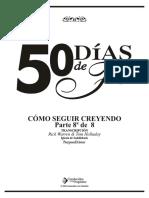 SERMON SEMANA 8 - CÓMO SEGUIR CREYENDO.pdf