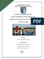 1. Puente Levadizo