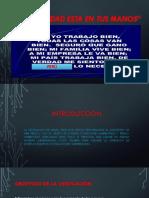 Ventilacion de Minas - Plano Isometrico Ppts Exponer