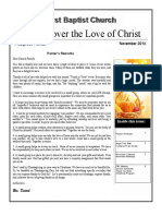 Discover the Love of Christnov18.Publication1