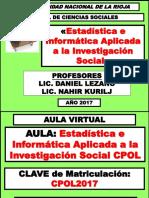 2017 Presentacion de Catedra CPOL.ppt