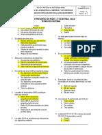 Cuestionario de Redes - Sistemas - Resuelto