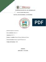Resumen Pulkrabek CAP 1 2