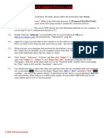 Sniper Forex Setup Instructions Mq4