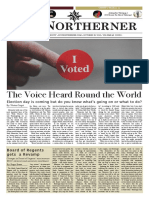 The NCU Northerner | Nov. 2018