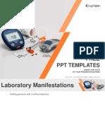 Basic Tools for Diabetics PowerPoint Templates Standard 2